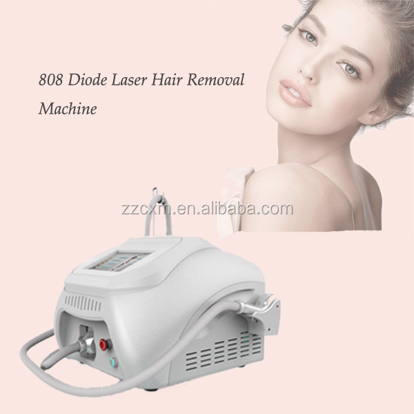 Experienced Staff Reducing Pigmentation Laser Hair Removal Machine