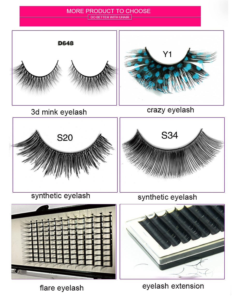 Wholesale Strip Lashes Faux Mink Eyelashes With Private Label ...