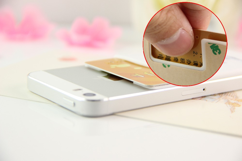 sales promotion gifts card holder ,silicone smart wallet applied for phone ,card case