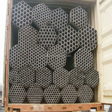 Excellent quality at better price galvanized pipe BS1139 EN 74