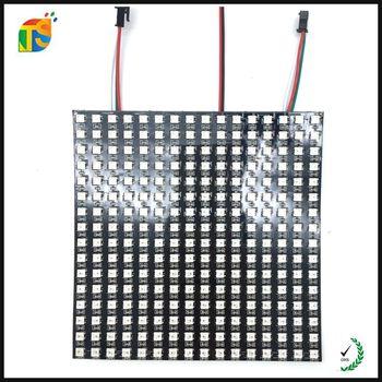 256 pixels LED matrix, DC5V SW2812 16X16 rgb led matrix arduino, View 256  pixels led matrix, TS Product Details from Shenzhen Kaixinliang Technical