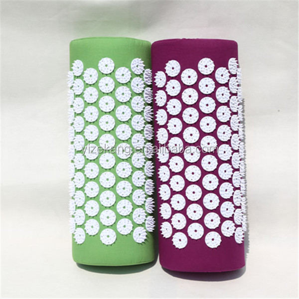 Back Pain Muscle Relaxation Acupressure Mat And Pillow