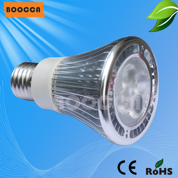 New Design High Power 5W E27 LED Par20 Lamp