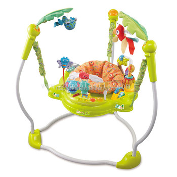 ba93bbed1bf6 Rainforest Jumperoo Baby Jumper Walker Bouncer Activity-seat - Buy ...
