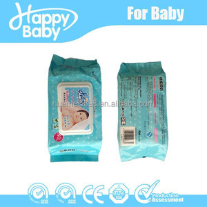 All natural Biodegradable Baby Wipes