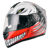 2017 New Design Full Face Dual Visor Motorcycle Helmet