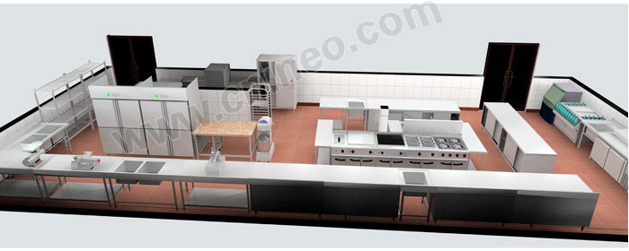 Fast Food Restaurant Kitchen Equipment restaurant kitchen,fast food restaurant design,grill restaurant