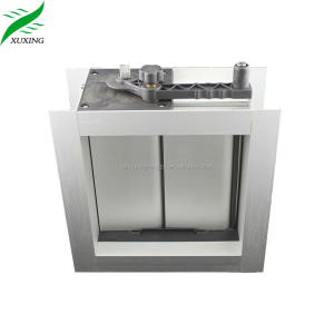 2017 hvac manual control air ventilation air duct air damper