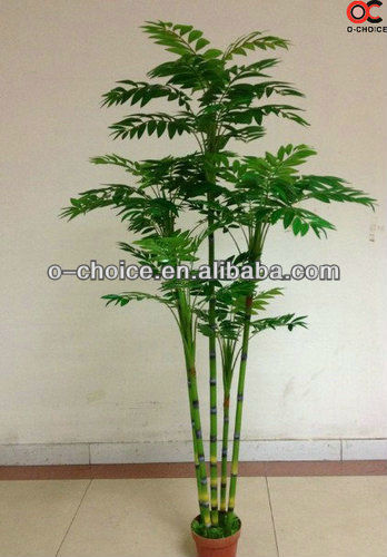 AT-8 Beautiful Landscape Artificial Plants And Little Bamboo Trees