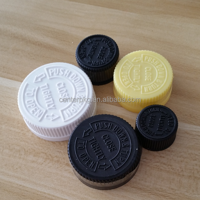 20mm24mm28mm32mm38mm 42mm Plastic PP screw Cap close tightly for water bottle China supplier