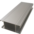 aluminium square hollow section for double glazed window and doors