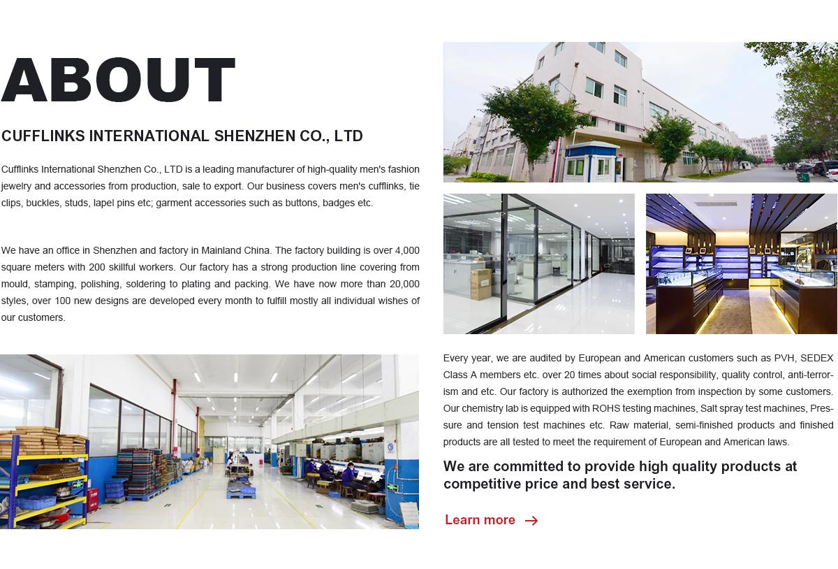 Aformen Cufflinks International Trade (Shenzhen) Co , Ltd