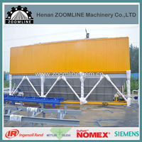 professional bag house clean system for black mixing equipment