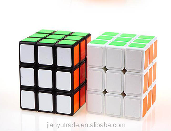 2017 New fashion Colorful Cool Toy 3x3x3 Three Layers Speed Magic Cube promotional magic cube