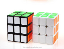 2018 New fashion Colorful Cool Toy 3x3x3 Three Layers Speed Magic Cube promotional magic cube