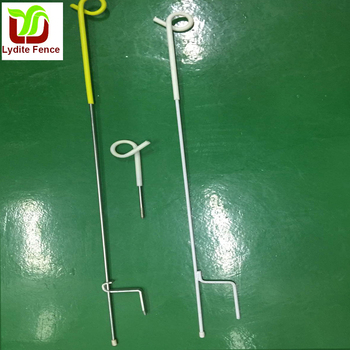 Steel Pigtail Post Made By China Factory With Good Quality Competitive Factory Price