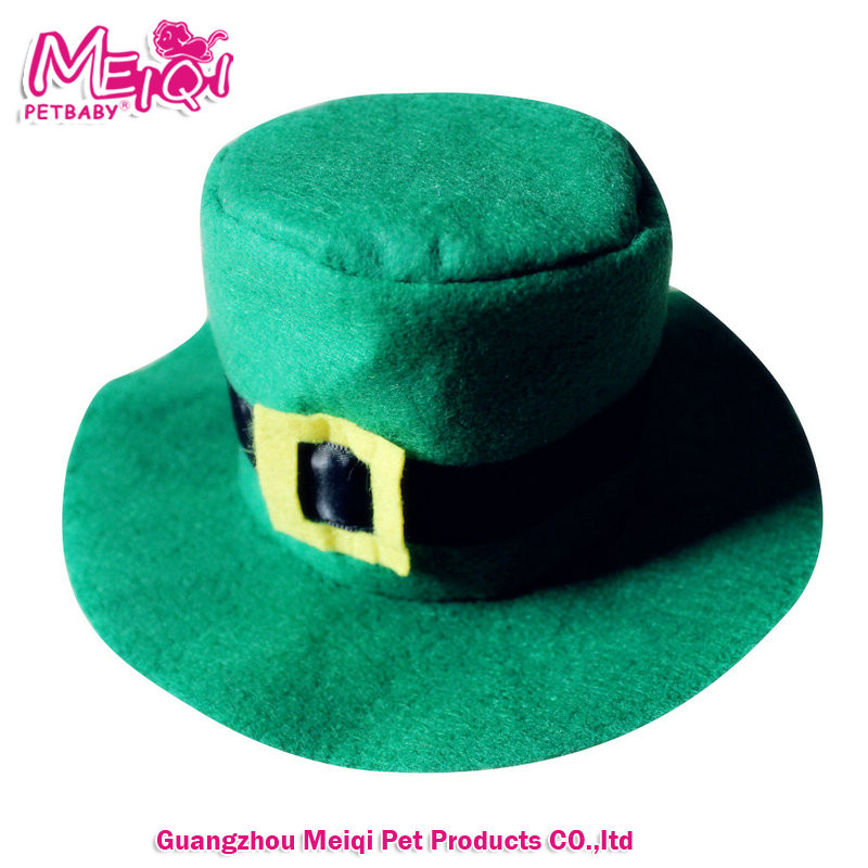 Good quality pet christmas clothes for dog halloween pet costume leprechauns Dog Costume