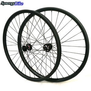 29er mtb wheel carbon fiber T700 MTB wheelset all mountain bicycle rims 35mm width carbon synergy bike MTB wheelset SYM35mm*25mm