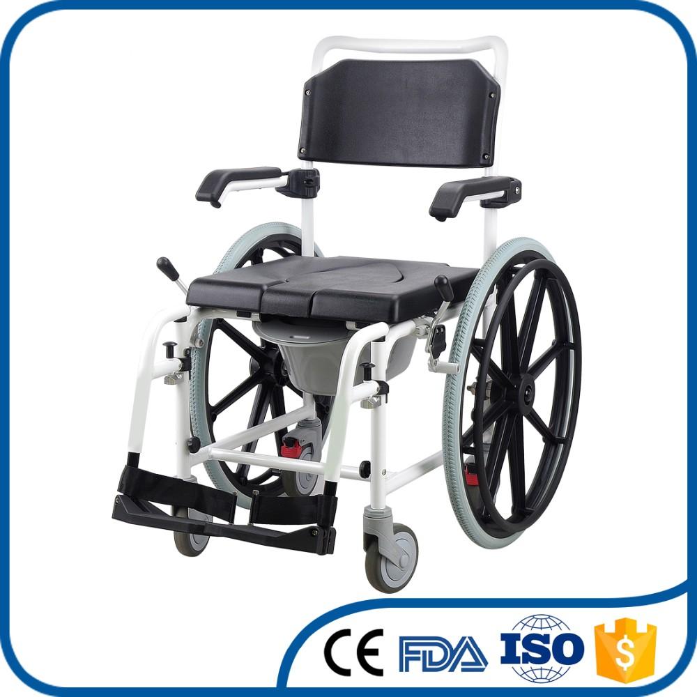 المورد المصنع مباشرة ومريحة للاستخدام متحرك صوان الحمام صوان كرسي