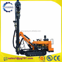 CE supported truck mounted crawler mounted drilling rig cost