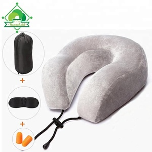 Easy for Clean Travel Pillow, High Quality Travel Pillow, Neck Folding Travel Pillow