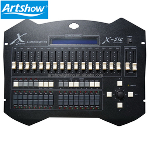 Dj equipment console stage lighting dmx X-512A Console DMX Lighting Consoles