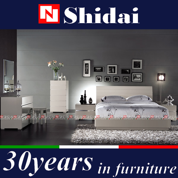 bedroom furniture made in vietnam / bedroom suite / simple bedroom sets B92