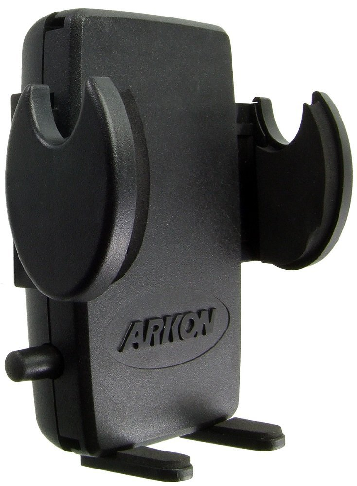 Arkon phone holder dual flow kitchen taps