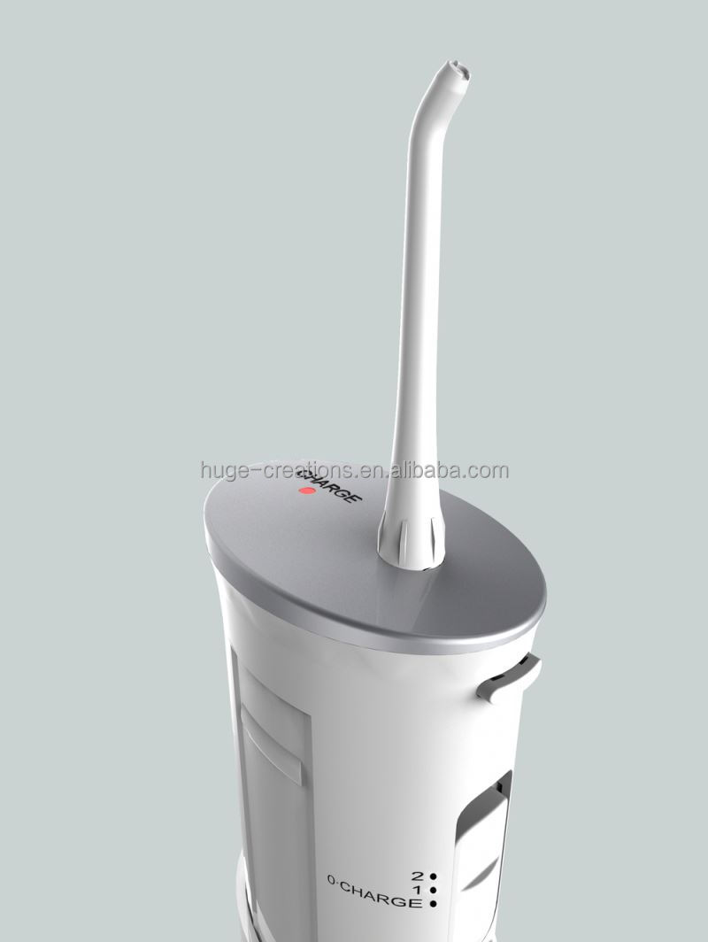 Hot selling high quality rechargeable portable oral irrigator