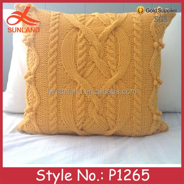 Finden Sie Hohe Qualität Häkeln Kissenbezüge Hersteller und Häkeln ...