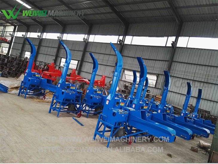 Weiwei feed crusher and grinder durable livestock feed hammer mill