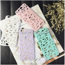 Hollow bird nest design phone case Radiating for iphone case ,for iphone 6/6s/6plus