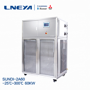heat recovery air cooled water chiller for thermoforming machine