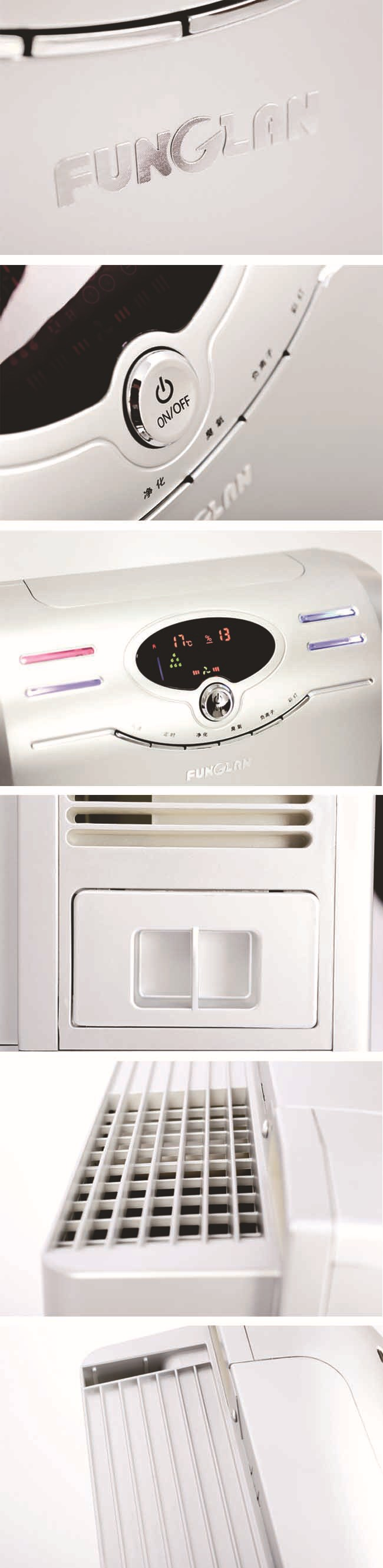 Smart Design Multi Function Home Water Washing Air Cleaner ...
