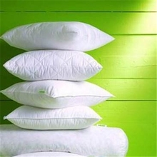 down pillow with jacuzzi pillow