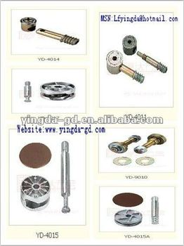 High Quality Different Types Furniture Connector Barrel Nuts And Bolts From Cam Bolt Nut Factory View Barrel Nuts And Bolts Yingda Product Details From Lufeng Yingda Furniture Fittings Ltd On Alibaba Com