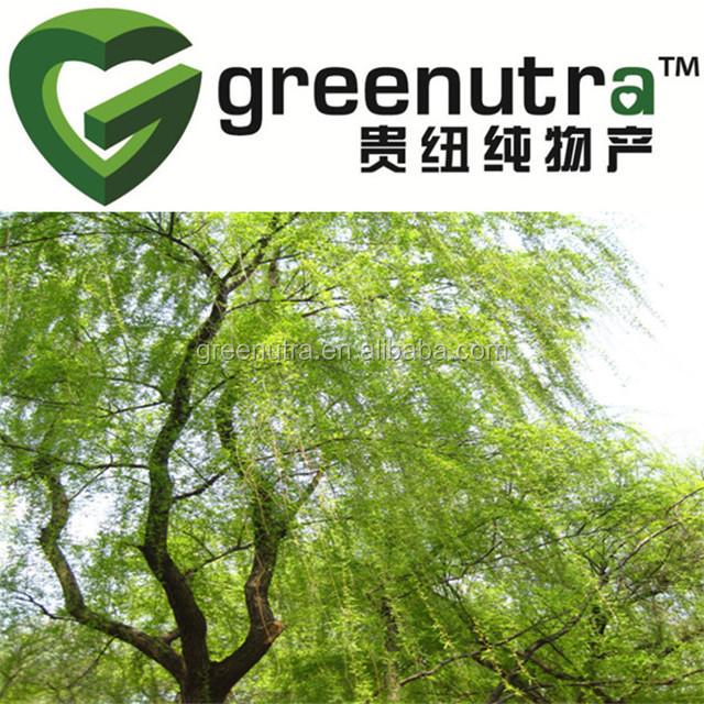 Высокое качество натуральный белый экстракт ивы белый willow p. e.