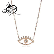 baed2fba2b746 monogram necklace, monogram necklace direct from Yiwu Lordon Jewelry ...