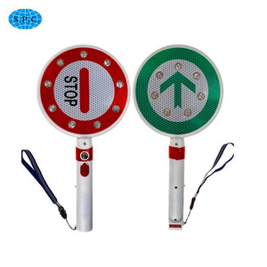 World best selling products stop slow sign signal with led price