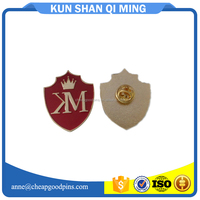 machine make metal badge making