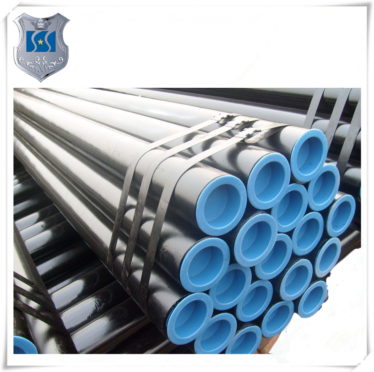 China Supplier Tianjin pipe casing and tubing api 5ct j55 k55 n80 l80 p110 seamless steel pipe