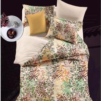2018 hot sale nantong textile bed linen bedding set custom made bed sheets