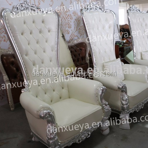 French Armchair Baroque Chair Livingroom Furniture Fine Workmanship Home, Furniture & Diy Antique Furniture