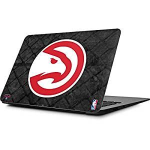 NBA Atlanta Hawks MacBook Air 11.6 (2010/2013) Skin - Atlanta Hawks Dark Rust Vinyl Decal Skin For Your MacBook Air 11.6 (2010/2013)