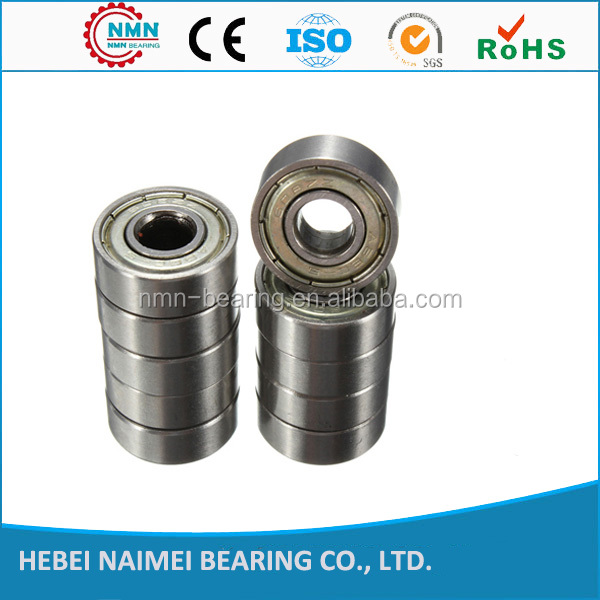 Alibaba recommend miniature deep groove ball bearing for ceiling fan 6203 ball bearing sizes ball bearing price list