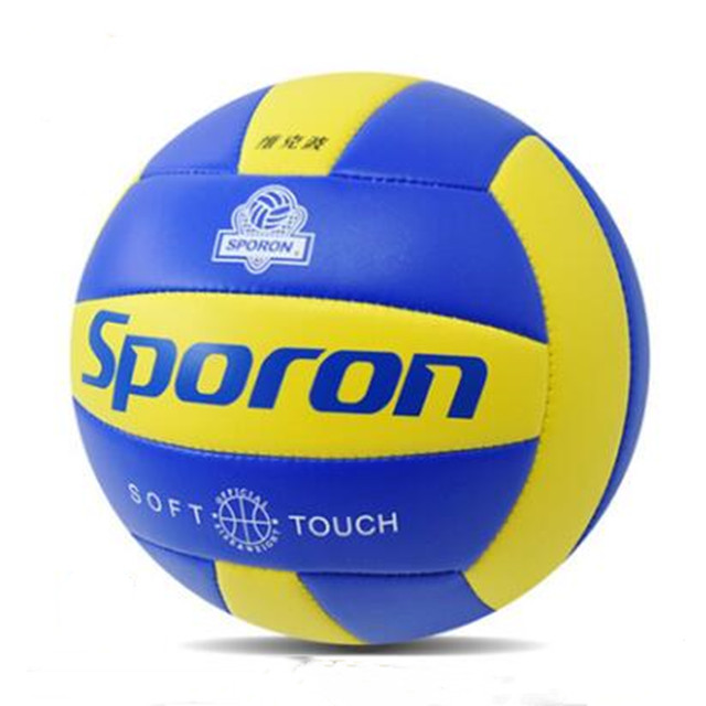 Doux volley-ball machine no 5 couture ballon d'eau de plage étudiants sport adulte boucle PVC enfants volley-ball