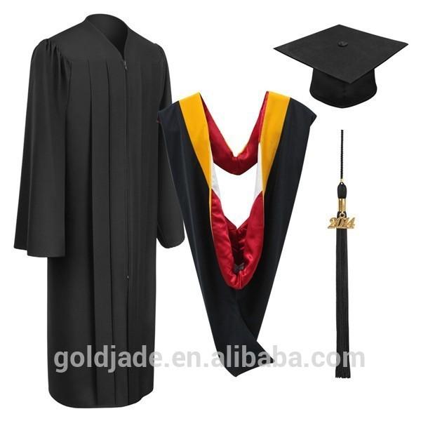 Kindergarten Kids Graduation Cap And Gown Preschool Children ...