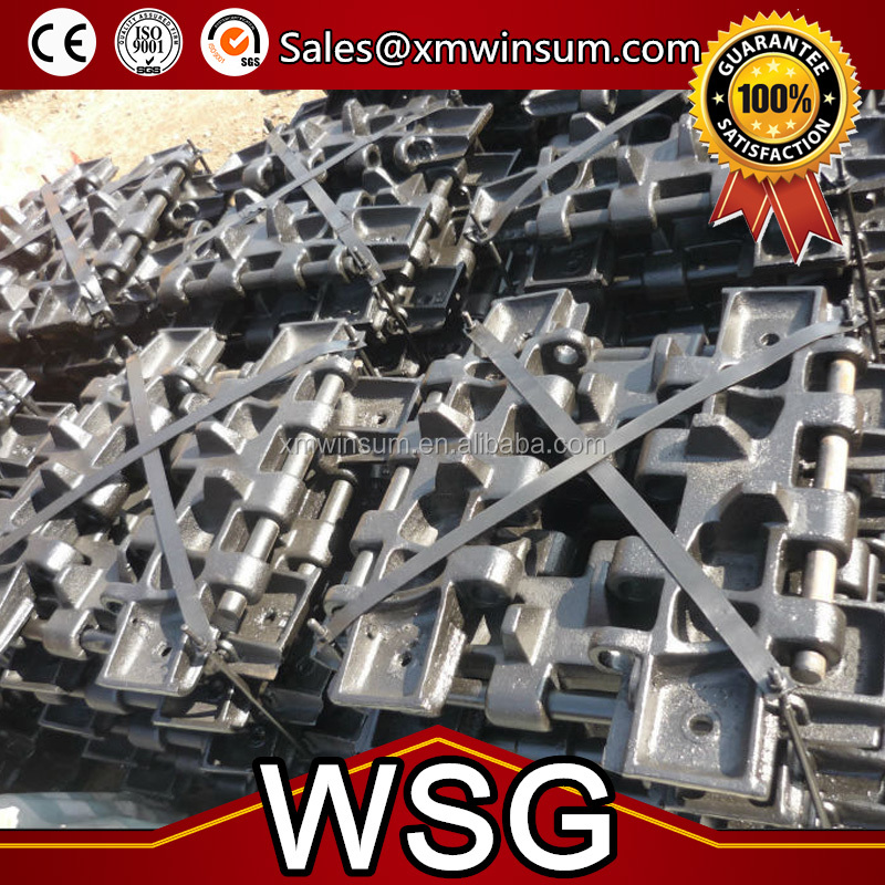 LINK BELT LS208H Track Shoe Of Crawler Crane Undercarriage parts
