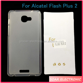 size 40 2d3c7 4fb27 [soar]new Arrival Matte Pudding Tpu Soft Gel Silicone Case Back Cover For  Alcatel Flash Plus 2 - Buy Matte Pudding Tpu Case For Alcatel Flash Plus ...