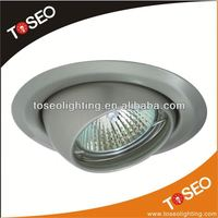 CE ROHS downlight halogen spotlight